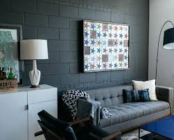 interior wall painting ideas block painting ideas painted concrete block walls painting