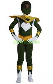 100 green power ranger halloween costume diy power ranger