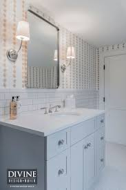 coastal gray and white bathroom design ideas