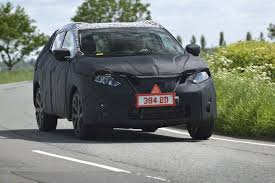 qashqai nissan 2014 first images and video 2014 nissan qashqai