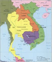 Asia Map With Country Names by Anthropology Of Accord Map On Monday Southeast Asia
