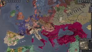 Bohemia Map Crusader Kings Ii Bohemia Long Campaign Part Iv Album On Imgur