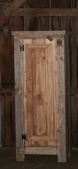 oak kitchen pantry cabinet reclaimed wood kitchen pantry barn wood furniture rustic