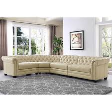 Sectional Leather Sofas With Chaise Leather Sofas Sectionals Costco