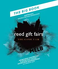 the big book reed gift fairs melbourne august by reed