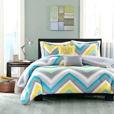 blue and yellow duvet covers sporty blue teal yellow grey white