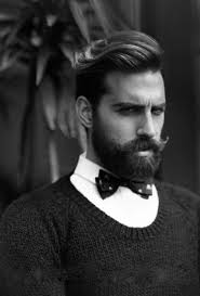 gentlemens hair styles 50 hairstyles for men with beards masculine haircut ideas