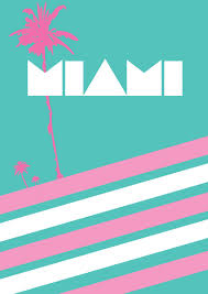 Miami On Map by Miami Vice Ss15 Www Urbanbeachclothing Com Logos Design