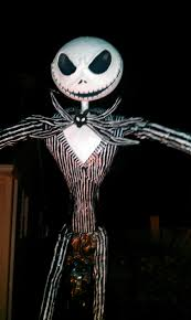 paper mache nightmare before christmas characters jack