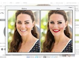 virtual hair makeover for women over 50 free kate middleton s extreme makeover m s virtual beauty technology