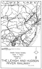 New York Central Railroad Map by Icc Valuation Section Index Maps