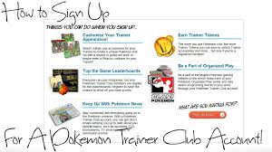 how to sign up for a trainer club account v2