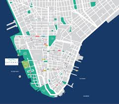 Mapping America Every City Every Block by Battery Park City Recherche Google S6 Project 1 Phase 1