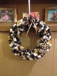 saints ribbon pink s day ribbon wreath wreaths for all seasons