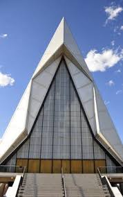 famous american architect air force academy chapel colorado springs famous american