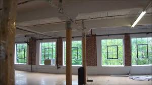 our visit of 7000 pc loft style office space for lease montreal à