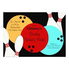 pix for bowling invitation template clip art library