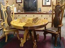 chess table chess table chairs u0026 chess pieces finewoodworking