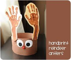 Kids Reindeer Crafts - 14 cute reindeer craft and food ideas kids will love spaceships