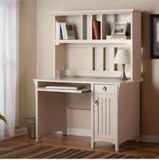 Small Desk Hutch Computer Writing Table Storage Mini Student Office