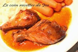 cuisiner des pilons de poulet le coin recettes de jos pilons de poulet en sauce bbq à la mijoteuse