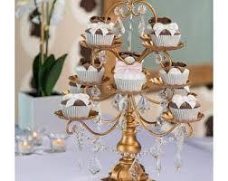 chandelier cupcake stand cake dessert stands pepperberrymarket