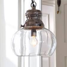 Esszimmer Lampe Landhausstil Einrichtungsidee Countryside Loberon