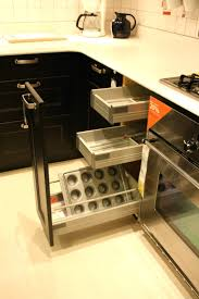 Kitchen Cabinet Drawer Design Kitchen Cabinets Kitchen Organization Racks Organized Kitchens