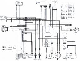 honda xr 125 wiring diagram