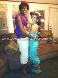 Jasmine Halloween Costume Adults Coolest Aladdin Jasmine Couple Costume Jasmine Costumes