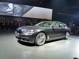 new 2016 bmw 7 series unveiled in munich henny hemmes at event