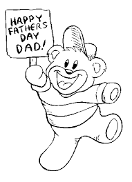 free printable fathers cards kids color coloring