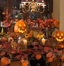Best Christmas Decorated Homes by Fall Table Decor A Moms Take Loversiq