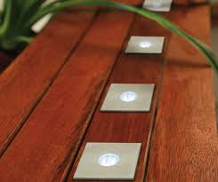 99973 16 99973 03 lorne led deck light kit garden lighting