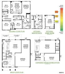 Home Design Kitchen Upstairs Osprey Floor Plan Two Story Home With Upstairs Owner U0027s Retreat