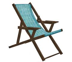 Diy Wooden Deck Chairs by Beach Lounge Chair Plans Sling Chair Plans For Patio Beach Or