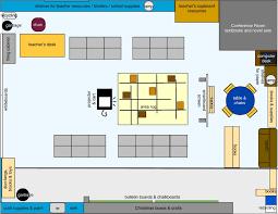 preschool floor plan template floor plan of classroom interiors design