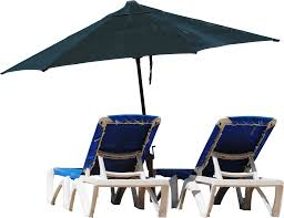 Beach Lounge Chair Png Clipped