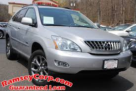 lexus used car for sale in nj used 2009 lexus rx 350 for sale west milford nj