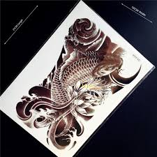 big tattoos for men online buy wholesale cool big arm tattoo for men from china cool