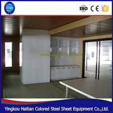 alibaba china mobile kitchen coffee shop modular shipping