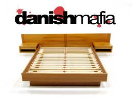 Danish Furniture Bed Creditrestoreus - Mid century modern danish bedroom furniture