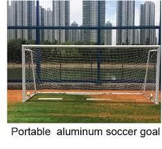Backyard Football Goal Post Sale Moving Standard Training Football Goals