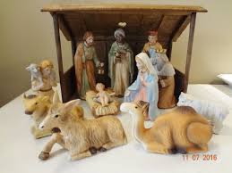 home interiors nativity vintage nativity set homco home interiors nativity with