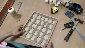 cara membuat stik aci homemade alphabet letters puzzle pakeotac youtube