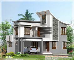 Kerala Home Design With Price Kerala House Plan Kerala House Elevation At 2991 Sqft Flat Roof