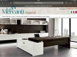 mobilier de bureau design haut de gamme amenagement bureau de direction prestige fauteuil bureau de