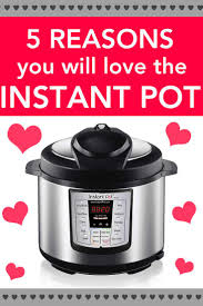 instant pot this is the best kitchen technology ever