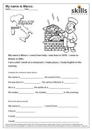 ideas collection reading skills worksheets on download resume