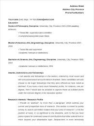 comprehensive resume example eliolera com